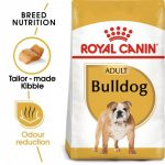 Breed Health Nutrition Bulldog Adult
