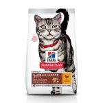 Science Plan Hairball Indoor Adult Cat Food With Chicken