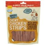 Chewy Chicken Strips  Value Pack