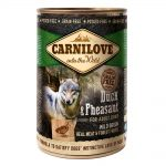 Carnilove Duck & Pheasant Wet Food For Adult Dogs