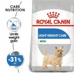 Canine Care Nutrition Mini Light Weight Care