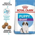 Size Health Nutrition Giant Puppy