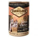 Carnilove Salmon & Turkey Wet Food For Puppies