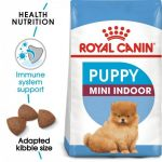 Size Health Nutrition Mini Indoor Puppy
