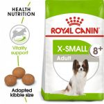 Size Health Nutrition Xsmall Adult 8+