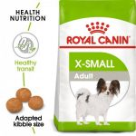 Size Health Nutrition Xsmall Adult
