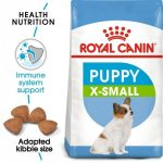 Size Health Nutrition Xsmall Puppy