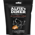 Alfie's Diner with Scrumptious Salmon