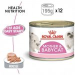 Feline Health Nutrition Mother and Babycat  Wet Food