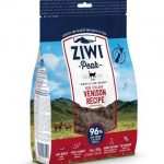ZiwiPeak Air Dried Venison Recipe Cat Food