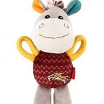 GiGwi Donkey Plush Friendz With Squeaker