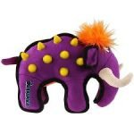 GiGwi Duraspikes Extra Durable Elephant Purple